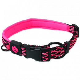 Active Dog mystic obojok S 1,5x39-44 cm ružový
