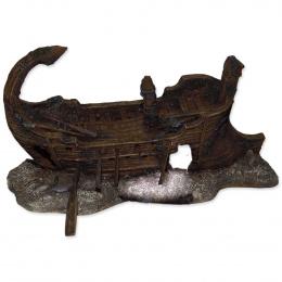 Dekorácia akvarijná Torzo lode 29,5 x 17 x 15,5 cm