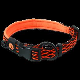 Active Dog mystic obojok XL 2,5x63-70 cm oranžový