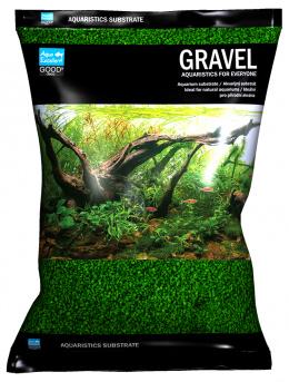 AEX Piesok zeleny 1,6-2,2mm 3kg