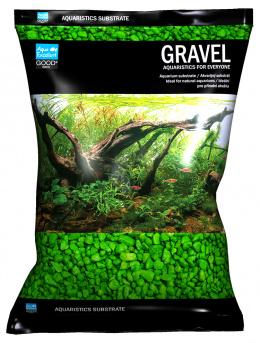 AEX Piesok 3-6 mm 3 kg zelený
