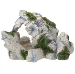AEX Dekorácia akváriová Stredoveké ruiny 20x15,8x12,3cm