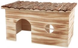 Trixie domček Natural Living Grete pre hlodavce 45x24x28 cm