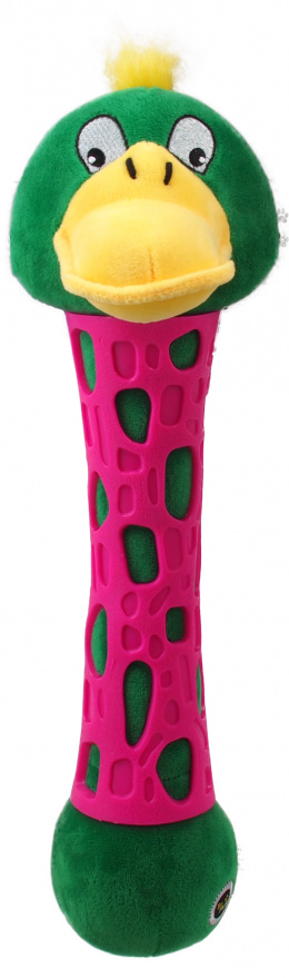 BeFun hračka TPR plyšová kačička 34 cm