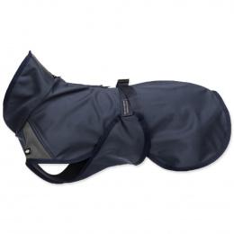 Trixie Aston kabát softshell L  55 cm, tmavomodrý/sivý