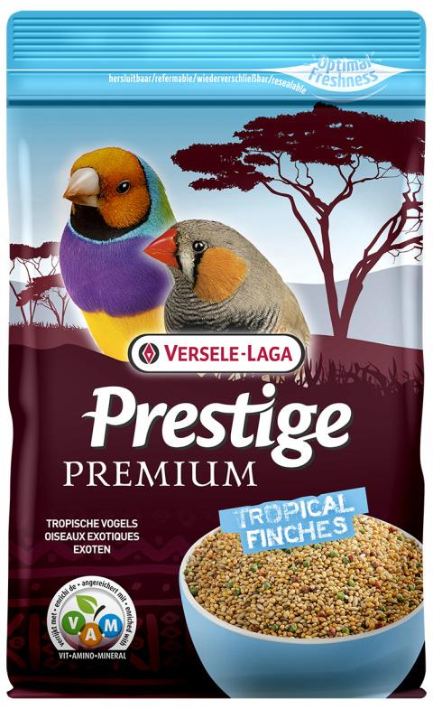 Versele-Laga Premium Prestige krmivo pro drobné exoty 800 g
