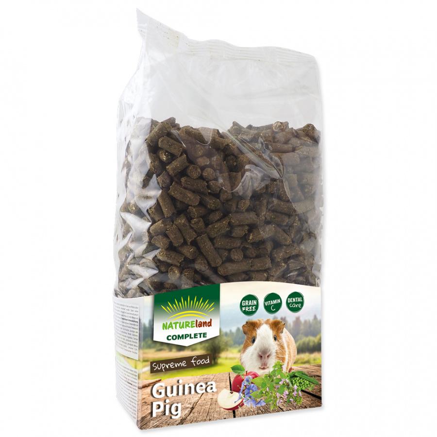 Krmivo Nature Land Complete granule pre morčatá 1,7 kg