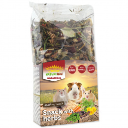 Pochúťka Nature Land Botanical bylinkový mix 150 g