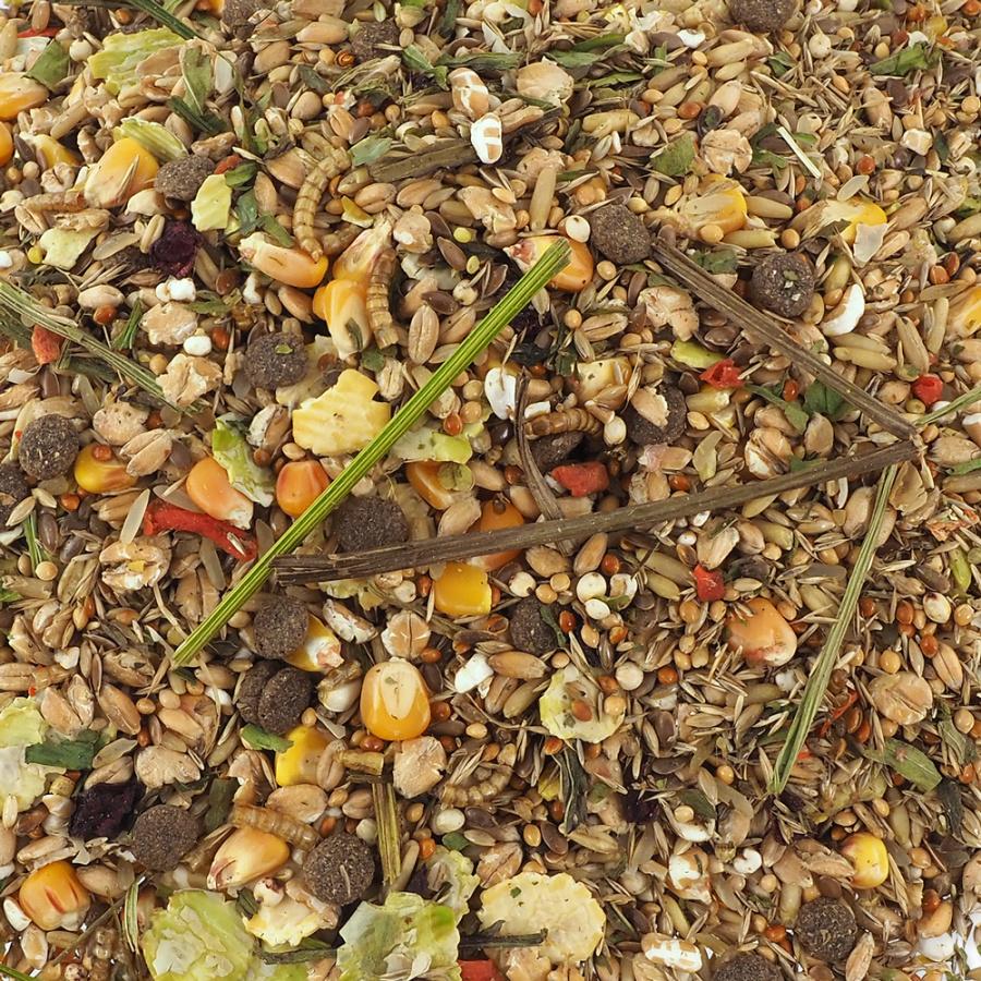 Krmivo Nature Land Complete pre zakrpatené škrečky 300 g