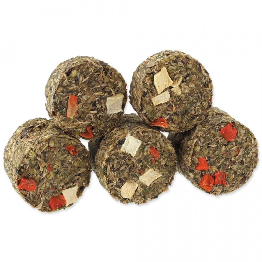 Nature Land Brunch pochúťka sušienky mrkva a paštrnák 120 g