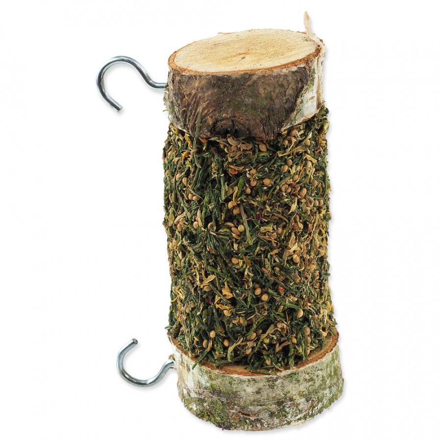 Pochúťka Nature Land Nibble valec s bylinkami 120 g