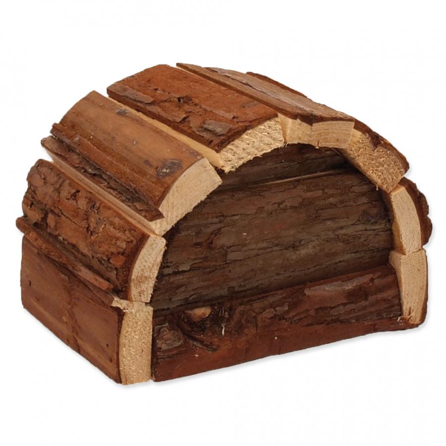 Domcek SA Hobit dreveny 15x10x9cm