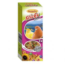 Tyčinky AVICENTRA vitamínovo - medové pre kanáriky 2ks