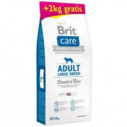 Brit Care Adult Large Breed Lamb & Rice 12+2 kg