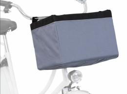 Trixie box na bicykel 38x25x25 cm šedý