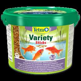 TETRA Pond Variety sticks 10l