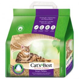 Cats Best Smart Pellets Kočkolit 5l/2,5kg