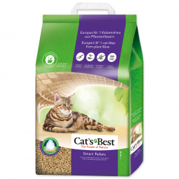 Cats Best Smart Pellets Kočkolit 20l/10kg