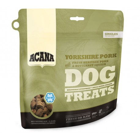 Acana Treats Yorkshire Pork 92g