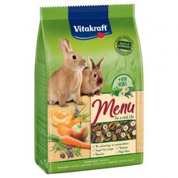 Menu Rabbit 1kg aroma soft bag