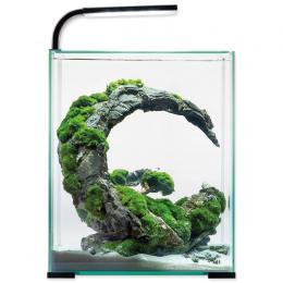 AQUAEL Akvarium set Shr. Smart DN 29x29x35cm, 30l čierne