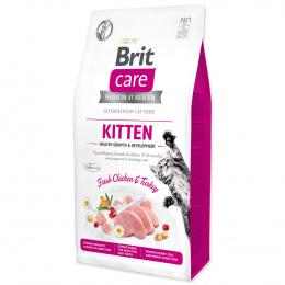 Brit Care Cat Grain-Free Kitten Healthy Growth & Development, 7 kg