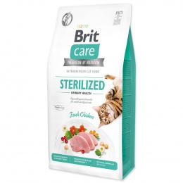 Brit Care Cat Grain-Free Sterilized Urinary Health, 7 kg