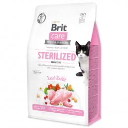 Brit Care Cat Grain-Free Sterilized Sensitive, 0,4 kg
