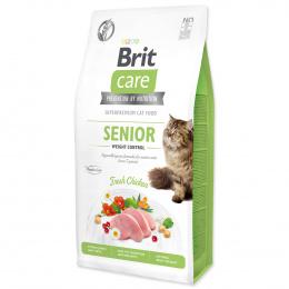 Brit Care Cat Grain-Free Senior Weight Control, 7 kg