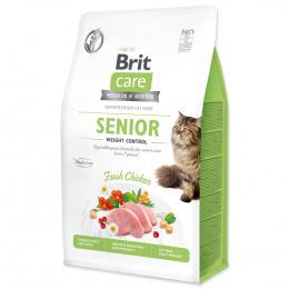 Brit Care Cat Grain-Free Senior Weight Control, 0,4 kg