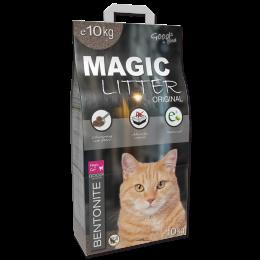 Podstielka Magic Litter Bentonite Original  10kg