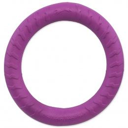 Dog Fantasy hračka EVA kruh 30 cm fialový
