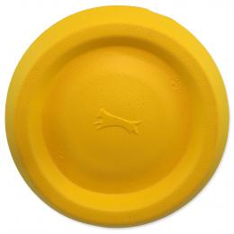 Dog Fantasy hračka EVA frisbee 22 cm žltý