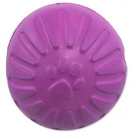 Dog Fantasy hračka EVA loptička 7 cm fialová