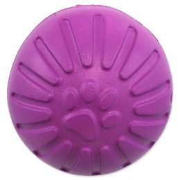 Dog Fantasy hračka EVA loptička 9 cm fialová