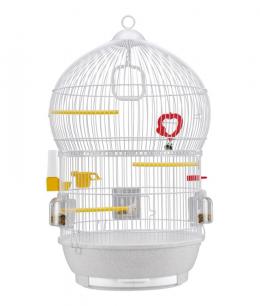 Ferplast klietka pre vtáky BALI biela