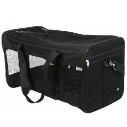 Prenosna taska T-bag,z nylonu,45x27x25cm,cierna