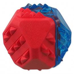 Dog Fantasy chladiaca loptička červeno-modrá 7,7cm