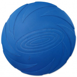 Dog Fantasy lietajúci tanier plávajúci modrý 22cm
