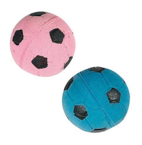 Hračka FLAMINGO míčky pěnové fotbalové 2ks