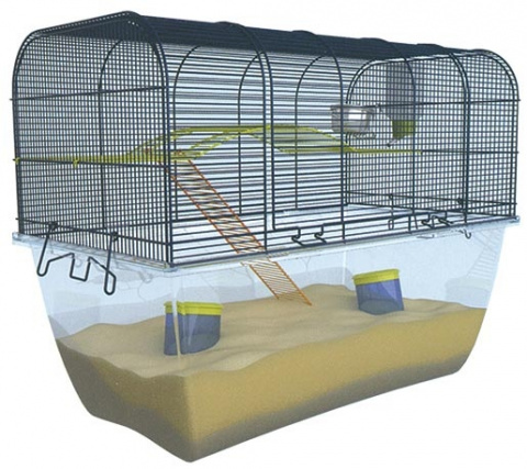 Klec SAVIC Habitat XL