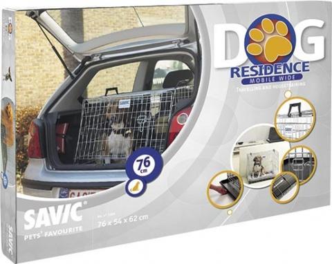 Klec SAVIC Dog Residence mobil 76 x 54 x 62 cm