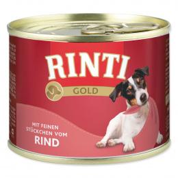 Konzerva RINTI Gold hovězí 185g