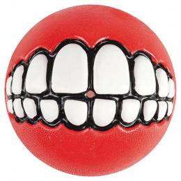 Hračka ROGZ míček Grinz červený L