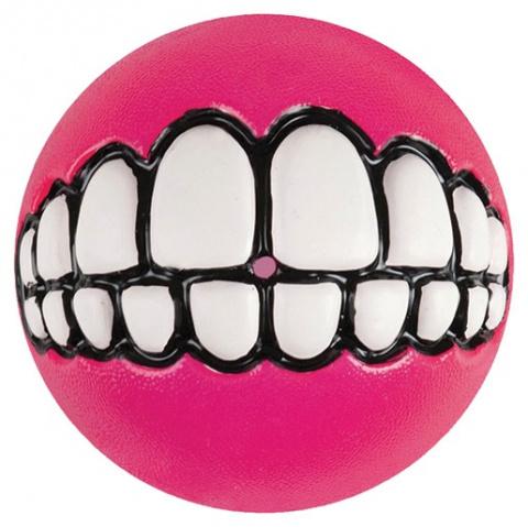 Hračka ROGZ míček Grinz růžový S