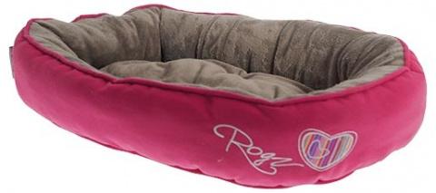 Pelíšek ROGZ Snug Candy Stripes M