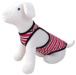 Šaty DOG FANTASY summer proužkované XS