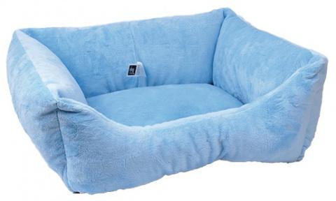 Sofa Dog Fantasy Puppy soft modré