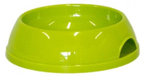 Miska MAGIC CAT plastová zelená 200ml
