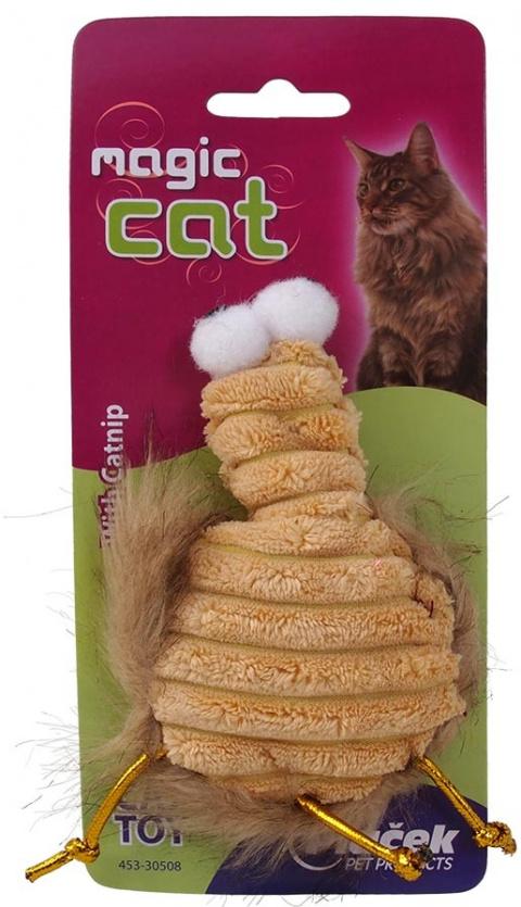 Hračka MAGIC CAT brouk catnip